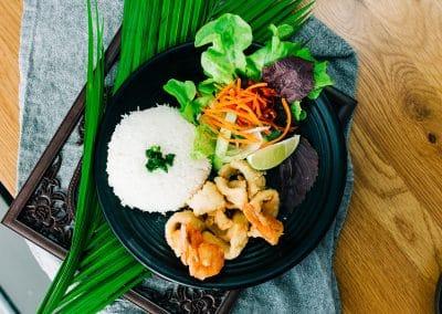 Salt and Pepper Seafood - Perilla Vietnamiese Restaurant in North Ryde - Sydney