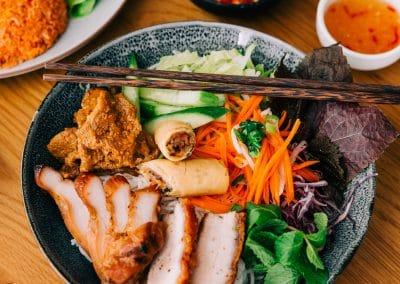 Vermicelli Deluxe - Perilla Vietnamiese Restaurant in North Ryde - Sydney